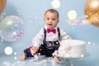 Детска или семейна фотосесия в студио или на открито с времетраене 60 мин. от професионален фотограф Чавдар Арсов, София, снимка 3