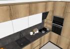 3D проект за дизайн на мебели + бонус 15% отстъпка за изработката на мебелите по проекта ot Дизайнерско студио Кристо Дизайн, София, снимка 7