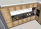 3D проект за дизайн на мебели + бонус 15% отстъпка за изработката на мебелите по проекта ot Дизайнерско студио Кристо Дизайн, София, снимка 8