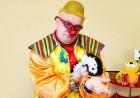 60 или 90 минути детско парти с клоуна Панко и Снежи Ежи за до 20 деца от Театър Пан, снимка 1