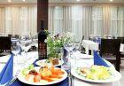 ГОРЕЩ външен минерален басейн и СПА зона + нощувка със закуска само за 45 лв. в Парк Хотел Кюстендил