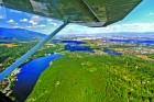 1 час и 15 минути панорамен полет над, Седемте рилски езера, величествените върхове на Рила и Рилския манастир от Джет Опс Юръп!, снимка 2