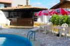 Лято в Ахелой. Нощувка със закуска + басейн в семеен хотел Искър, снимка 5