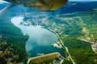 Панорамен 25-минутен полет над покрайнините на София + обиколка над язовир Искър от Джет Опс Юръп!, снимка 3