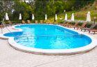 Нощувка със закуска и вечеря + външен МИНЕРАЛЕН басейн само за 55 лв. в Парк Хотел Кюстендил