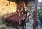 Нощувка за до 10 човека + басейн и барбекю на цена 150.00 лв. в самостоятелна Къща Дива в с. Скандалото край Априлци