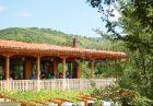 Релакс в Сливенския Балкан - Медвен! Нощувка, закуска и вечеря само за 23.90 лв. в Еко селище Синия Вир