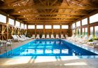 Нощувка със закуска, МИНЕРАЛЕН басейн и релакс пакет в хотел Севън Сийзънс, с.Баня до Банско