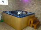 Нощувка за двама със закуска и вечеря + сауна, парна баня и джакузи в хотел Свети Георги, Велинград