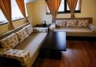 Нощувка на човек със закуска и вечеря + топъл външен и вътрешен минерален басейн в хотел СПА Оазис, Огняново!
