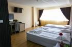 Нощувка на човек със закуска или закуска и вечеря в хотел City, Бургас