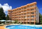 Нощувка в двойна стая делукс на човек само за 16 лв. на ден в хотел Бона Вита, Златни Пясъци