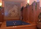 Нощувка на човек със закуска и вечеря + джакузи, сауна и парна баня в Комплекс Карина, Велинград, снимка 13