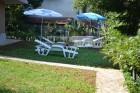 Нощувка за 12 човека + механа, барбекю и басейн в къща Аква в Правец