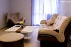 Нощувка на човек със закуска и вечеря + 2 лечебни процедури на ден + горещ басейн в Хотел Царска баня, гр. Баня, Карловско