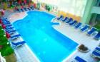 Нощувка на човек със закуска и вечеря + СПА и басейн с МИНЕРАЛНА вода и бонус масаж в хотел Здравец Уелнес и СПА*** Велинград