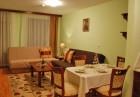 Нова година в хотел Елегант Лукс, Банско! 5 нощувки на човек със закуски, 4 вечери и 1 обяд + топъл басейн и релакс зона
