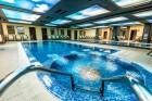 Нощувка на човек със закуска + басейн и СПА в Парк хотел Гардения****, Банско