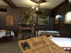 Нощувка на човек със закуска и вечеря за 21.50 лв в хотел Ардалиеви, Сърница до яз. Доспат