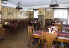 Нощувка на човек със закуска, обяд и вечеря + минерален басейн и релакс зона в хотел Емали, Сапарева Баня, снимка 12