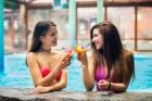 Нощувка на човек със закуска и вечеря + 3 МИНЕРАЛНИ басейна в хотел Елбрус*** Велинград