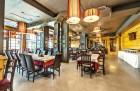 Нощувка на човек със закуска или закуска и вечеря + басейн и релакс пакет в хотел 3 Планини, Разлог до Банско