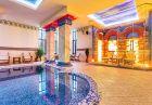 Нощувка на човек със закуска, обяд и вечеря+ басейн  и СПА в хотел Сейнт Джордж****, Поморие
