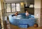 Нощувка на човек със закуска, обяд и вечеря + минерален басейн и релакс зона в хотел Емали, Сапарева Баня, снимка 19