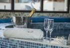 Нощувка на човек със закуска, обяд и вечеря + минерален басейн и релакс зона в хотел Емали, Сапарева Баня, снимка 9
