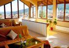 Нощувка на човек със закуска и вечеря + сауна в хотел Корина Скай, Банско