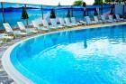 Нощувка на човек със закуска + горещ минерален басейн в Хотел Царска баня, гр. Баня край Карлово, снимка 9