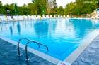 Нощувка на човек със закуска + горещ минерален басейн в Хотел Царска баня, гр. Баня край Карлово, снимка 15