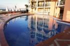 Ранни записвания за море на първа линия в Елените! Нощувка на човек на база All Inclusive + басейн и аква парк от хотел Атриум Бийч**** Дете до 12г. - БЕЗПЛАТНО, снимка 1