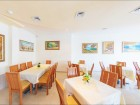 Нощувка на човек със закуска или закуска и вечеря + басейн в хотел Пешев, Свети Влас