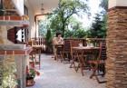 Нощувка на човек със закуска, обяд и вечеря + минерален басейн и релакс зона в Семеен хотел Емали, Сапарева Баня, снимка 21