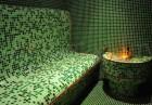 Нощувка на човек със закуска, обяд и вечеря + минерален басейн и релакс зона в Семеен хотел Емали, Сапарева Баня, снимка 7