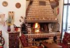 Нощувка на човек със закуска, обяд и вечеря + минерален басейн и релакс зона в Семеен хотел Емали, Сапарева Баня, снимка 11