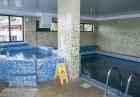Нощувка на човек със закуска, обяд и вечеря + минерален басейн и релакс зона в Семеен хотел Емали, Сапарева Баня, снимка 6