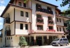 Нощувка на човек със закуска, обяд и вечеря + минерален басейн и релакс зона в Семеен хотел Емали, Сапарева Баня, снимка 2