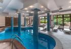 Нощувка на човек със закуска и вечеря + басейн и релакс пакет само за 49.99 лв. в хотел Орбилукс***, Банско