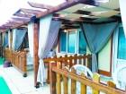 Нощувка на човек на база All Inclusive + басейн в самостоятелни къщи Пауталия, Слънчев бряг