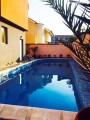 Нощувка или нощувка със закуска на човек + басейн на цени от 11.90 лв. в хотел Денис, Равда