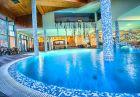 Делнична СПА почивка във Велинград! 1 или 2 нощувки със закуски на човек + басейн и СПА с минерална вода в Парк хотел Олимп****