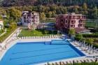 Почивка в Огняново! Нощувка на човек със закуска и вечеря + 3 минерални басейна и релакс зона в хотел Елеганс СПА***, снимка 2