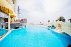 Ранни записвания за море на първа линия в Слънчев Бряг. Нощувка на човек на база All Inclusive + басейн в хотел Виктория Палас 5*