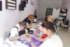 Индивидуален курс по маникюр,  педикюр,  ноктопластика и мениджмънт + Свидетелство за професионална квалификация