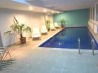Нощувка на човек със закуска и вечеря + топъл басейн от хотел Шато Слатина***, Вършец