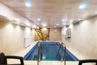 1 или 5 нощувки на човек със закуски + минерален басейн и уелнес пакет в хотел Централ, Павел Баня