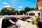 1 или 5 нощувки на човек със закуски + частичен масаж всеки ден + минерален басейн и уелнес пакет в хотел Централ, Павел Баня