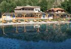 Уикенд в Огняново!  2 нощувки на човек със закуски и вечери + минерален басейн, сауна и парна баня в хотел Петрелийски, Огняново